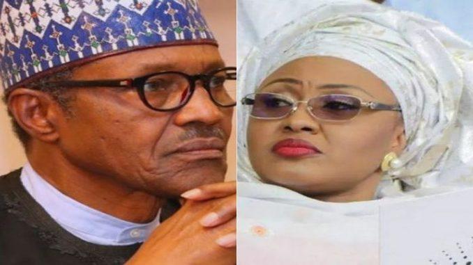 ungrateful buhari dumps aisha