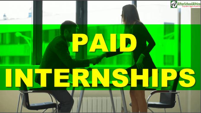 10 paid internships