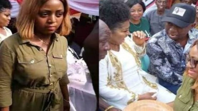 regina daniels ned nwoko stirs yet another controversy