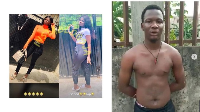 heartless yahoo boy ifeanyichukwu pour