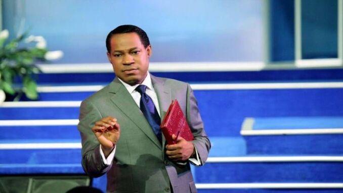 pastor chris oyakhilome christ embassy