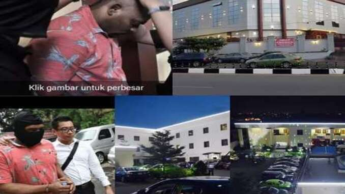 de santos hotel owner executed