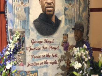 george floyd buried