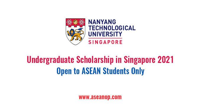 asean undergraduate scholarship